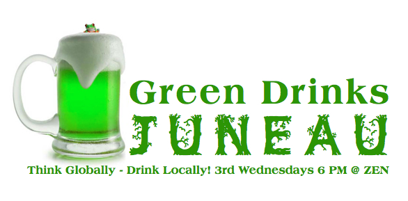Green Drinks Slide